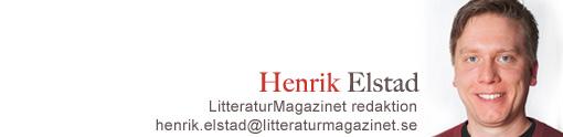 Profil: Henrik Elstad