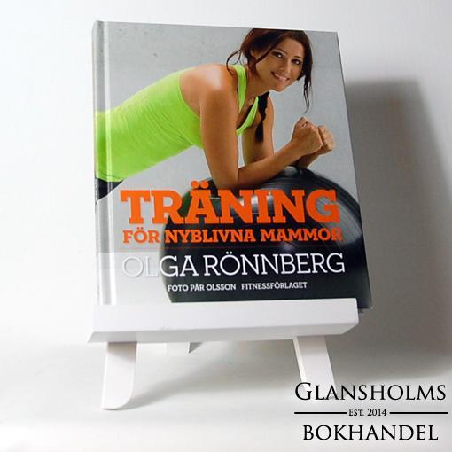 träning för nyblivna mammor bok