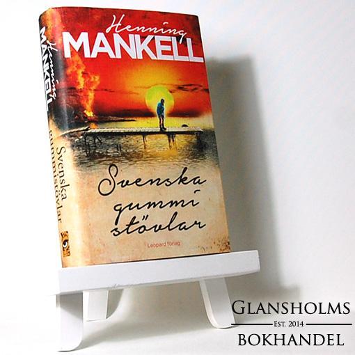 Recension av Svenska gummistövlar, Henning Mankell: Ny