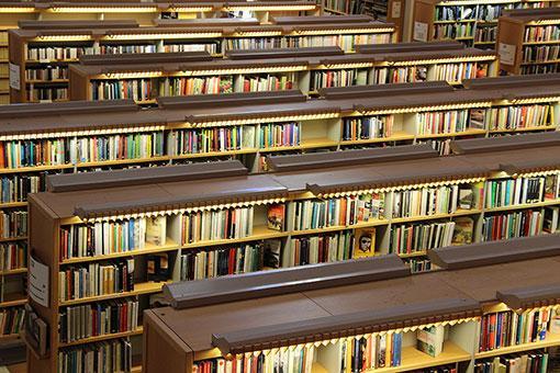 Myt att bibliotek ska vara tysta