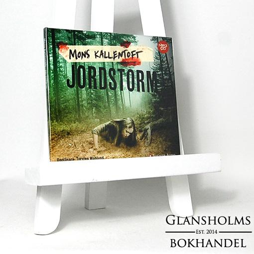 Jordstorm - MP3 CD
