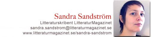 Profil: Sandra Sandström